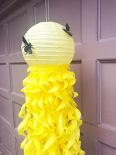 bee baby shower lantern