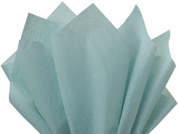 blue haze tissue paper