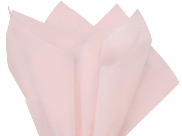 blush recycled tissue paper