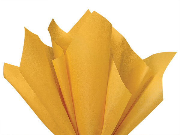 noble gold tissue paper