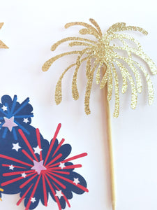 firework toppers
