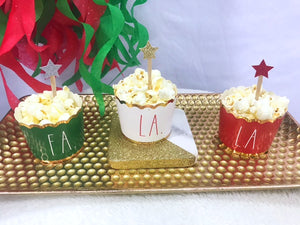 christmas star toppers