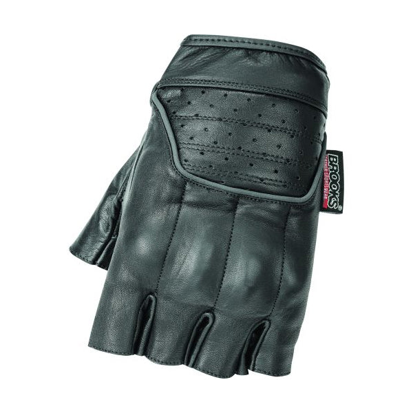 Womens Fingerless Motorcycle Gloves
