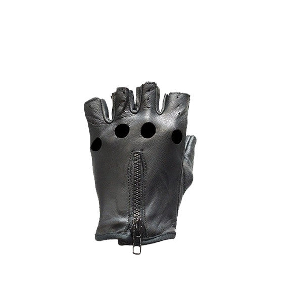 Womens Leather Motorcycle Gloves