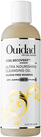 Ouidad Ultra Nourishing Cleansing Oil Sulfate-Free Shampoo