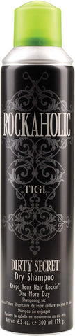 Bed Head by TIGI Rockaholic Dirty Secret Dry Shampoo