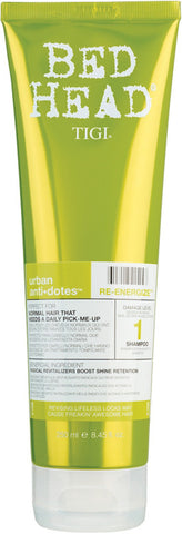 Bed Head by TIGI Urban Antidotes Re-Energize Shampoo