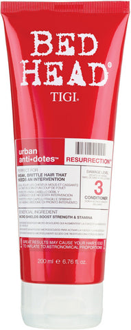 Bed Head by TIGI Urban Antidotes Resurrection Conditioner