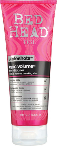 Bed Head by TIGI Styleshots Epic Volume Conditioner