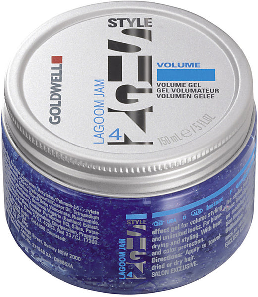 Goldwell StyleSign Lagoom Jam Volume Gel
