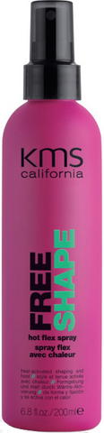 KMS California Free Shape Hot Flex Spray