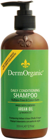 DermOrganic Daily Conditioning Shampoo