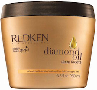 Redken Diamond Oil Deep Facets Intensive Treatment