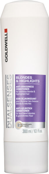 Goldwell DualSenses Blondes & Highlights Anti-Brassiness Conditioner