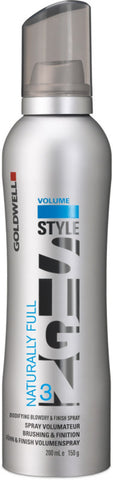 Goldwell StyleSign Naturally Full Bodifying Blowdry & Finish Spray