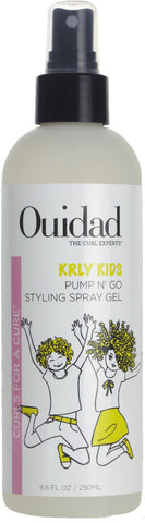 Ouidad Krly Kids Pump & Go Spray Gel