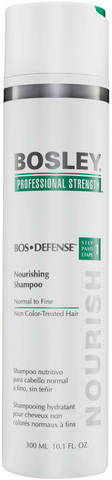 Bosley BosDefense Nourishing Shampoo for Non Color-Treated Hair