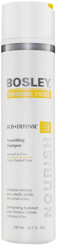 Bosley BosDefense Nourishing Shampoo For Color-Treated Hair