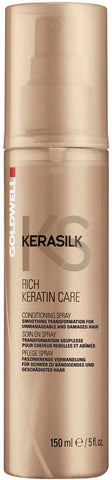 Goldwell Kerasilk Rich Keratin Care Conditioning Spray