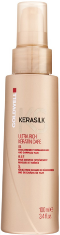 Goldwell Kerasilk Ultra Rich Keratin Care Oil