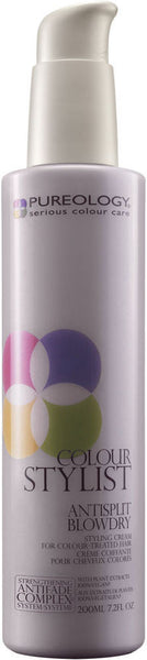 Pureology Colour Stylist Anti-Split Blowdry Styling Cream