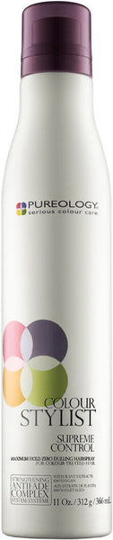 Pureology Colour Stylist Supreme Control Hairspray