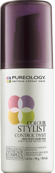 Pureology Colour Stylist Control Twist Liquid Wax