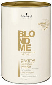 Schwarzkopf Blond Me Crystal Powder