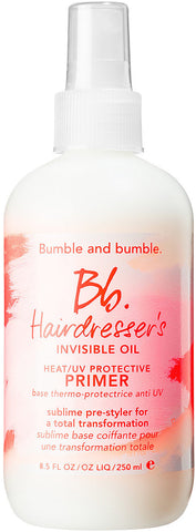 Bumble & Bumble Hairdresser's Invisible Oil Heat/UV Protective Primer
