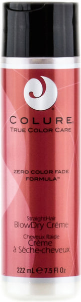 Colure Straight Hair Blow Drying Crème