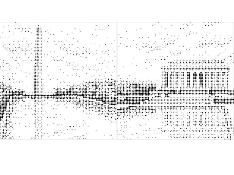 """A GRAND AVENUE"" <p>(National Mall)</p>"