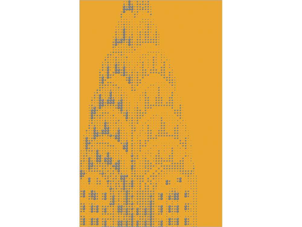 """SON SET"" <p>(Chrysler Building)</p>"