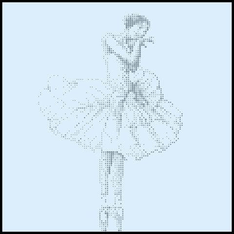 "<b>""Gentle Turns""</b> <p>Ballerina</p>"