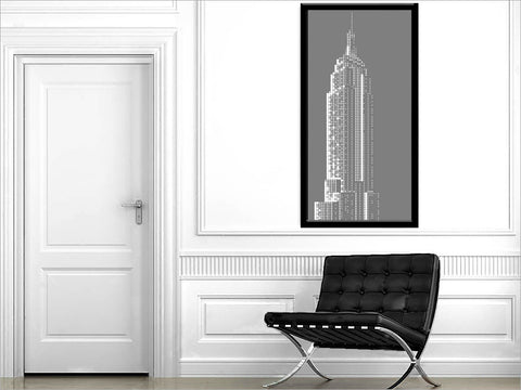 """WHITE HOUSE"" <p>(Empire State Building)</p>"