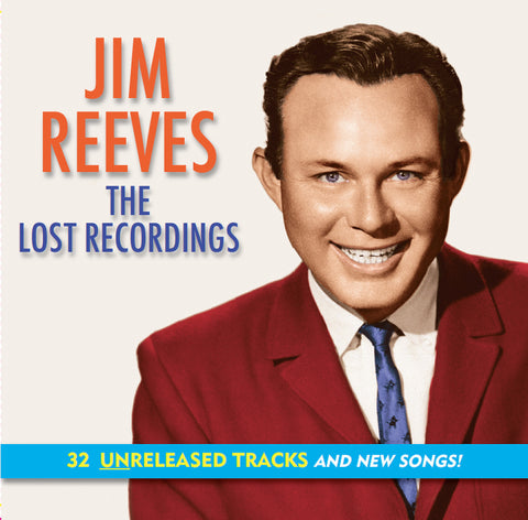 JIM REEVES: THE LOST RECORDINGS