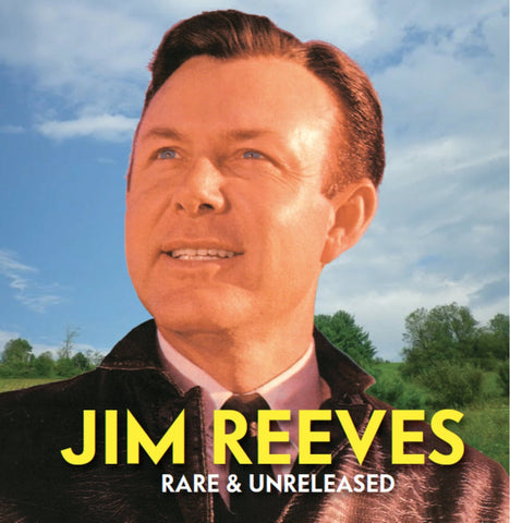 JIM REEVES: RARE & UNRELEASED
