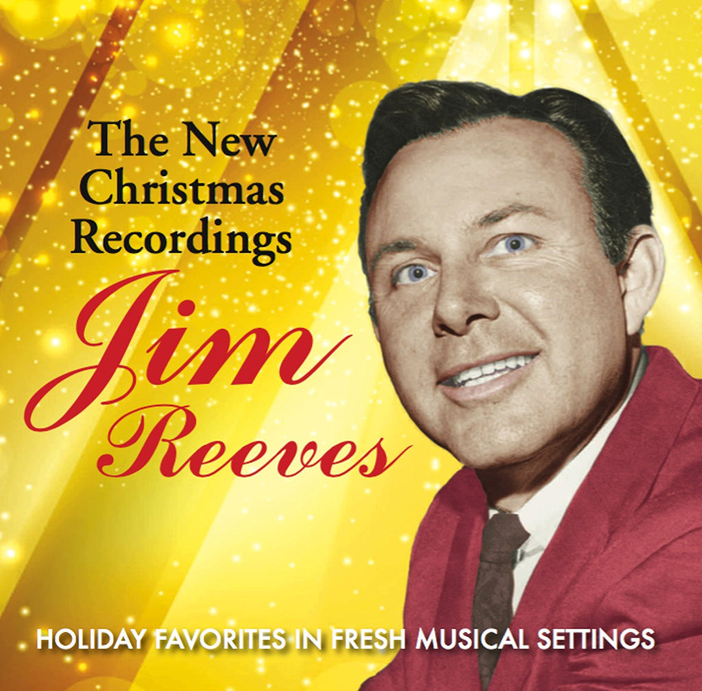 JIM REEVES: THE NEW CHRISTMAS RECORDINGS