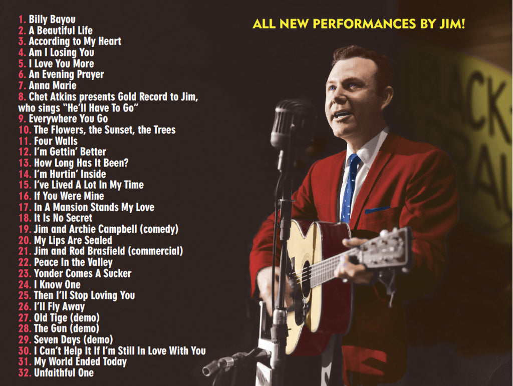 JIM REEVES: THE LOST RECORDINGS – Good Music Store