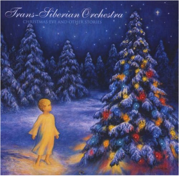 Trans Siberian Christmas.Christmas Eve Other Stories Trans Siberian Orchestra