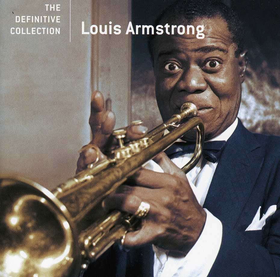 """LOUIS ARMSTRONG THE DEFINITIVE COLLECTION"""