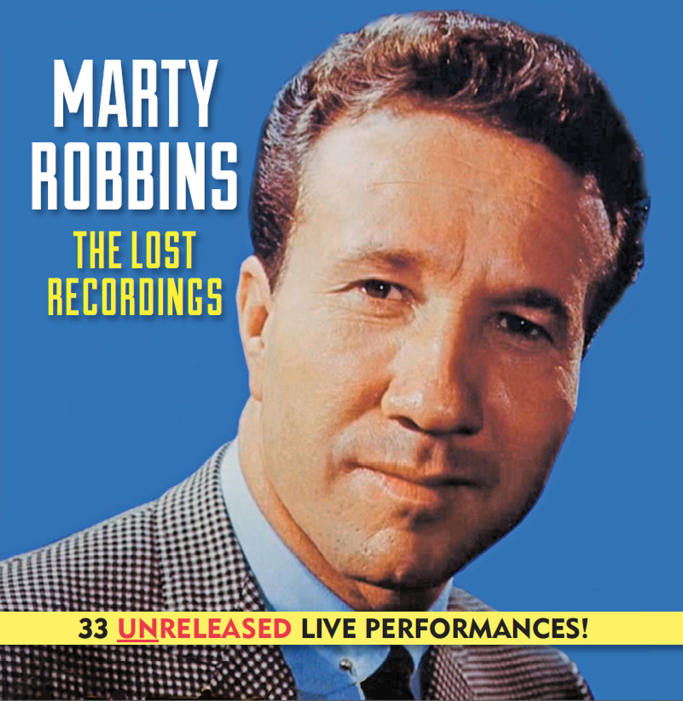 MARTY ROBBINS: THE LOST RECORDINGS