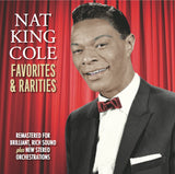 """NAT KING COLE: FAVORITES & RARITIES"""