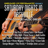 SATURDAY NIGHTS IN NASHVILLE WITH COUNTRY MUSIC GREATS