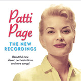 PATTI PAGE: THE NEW RECORDINGS