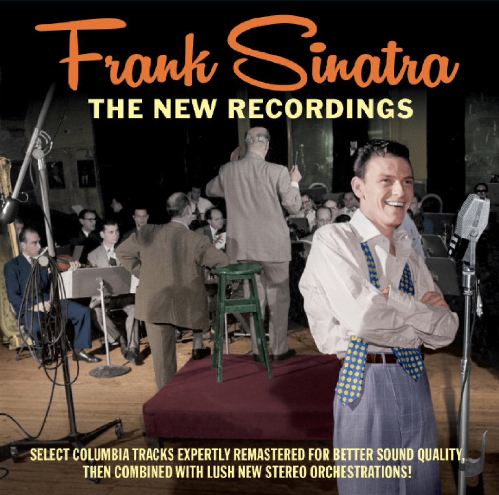 FRANK SINATRA: THE NEW RECORDINGS