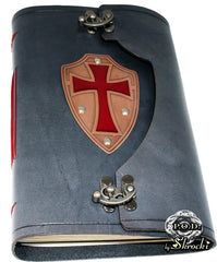 Handmade templar journal