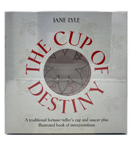 The Cup Of Destiny Jane Lyle Fortune Telling for Tea Leaves