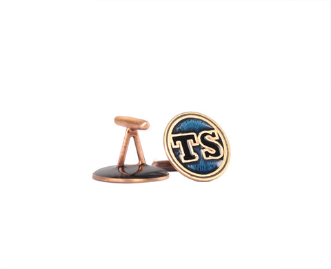 Personalized Cufflinks with your initials
