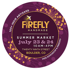 The Good Jar at Firefly Handmade Summer Market - July 23-24, 2016