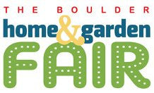 10th Annual Boulder Home & Garden Fair - June 4th